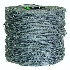 FARMGARD Barbed Wire 1,320 ft. 15-1/2-Gauge 4-Point High-Tensile Heavy-Duty