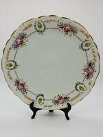 Antique Blyth Porcelain Co Ltd Decorative Porcelain Plate. Circa 1905