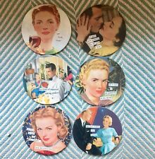 Anne Taintor Retro Cocktails Coaster Set of 6