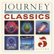 Journey - Original Album Classics [New CD] Boxed Set