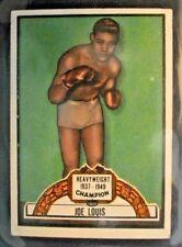 1951 Topps Ringside JOE LOUIS #88 boxing card EX/MT+