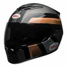 BELL RS2 EMPIRE FULL FACE STREET HELMET BLACK/COPPER SIZE XL
