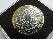 1997 UK £2 coin LOW MINTAGE PROOF Development of Technology. Mint.First STD £2