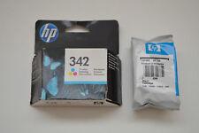 HP 338 + 342 Authentique Officiel Photosmart PSC 1510 Noir & Couleur Cartouches d'encre