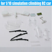 LC80 RC Car Interior Decoration Model Kits for 1/10 Simulation Climbing RC Car