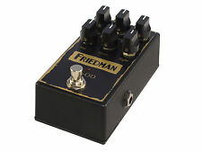 Friedman Amplification BE-OD Overdrive Pedal Stompbox w/ True Bypass MINT IN BOX