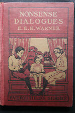 Nonsense Dialogues for the Youngest Readers