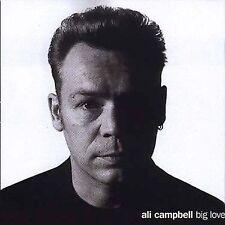 ALI CAMPBELL - Big Love,  **NEW CD**