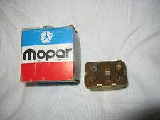 NOS Mopar 1980 Starter Relay