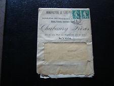 FRANCE - enveloppe 1915 (cy10) - french