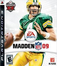NHL MADDEN 09 PS3 GAME DISC EXCELLENT CONDITION