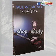 Paul McCartney Live in Québec DVD Region 1 y 4