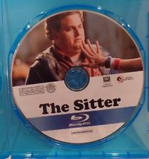 THE SITTER, BLU RAY SINGLE DISC W/BLU-RAY CASE, NO COVER ARTWORK