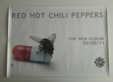 Damien Hirst /Red Hot Chili Peppers - I'm With You - Original Promo Poster