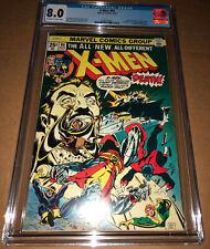 X-Men #94 2nd Appearance Nightcrawler, Storm, Colossus CGC 8.0 New Team!
