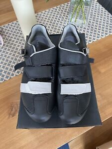 Rapha GT Road Cycling Shoes Carbon UK 11/11.5
