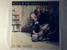 "KOOL & THE GANG feat. J.T. TAYLOR In the hood 12"" ITALY"