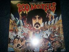 "FRANK ZAPPA ""200 MOTELS"" NEW FACTORY SEALED 2 RECORD SET LAST ONE !!  RARE LP !!"