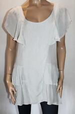 Brand New With Tags Cute Katies Brand Ruffle Tunic Top Size 14