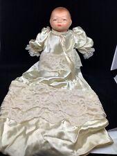 "16"" Bye-lo Baby Doll by Grace Storey Putnam. Sleeping eyes."