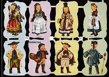 #IMMAGINI Lucide# VECCHIO prua EAS 3183 bambini in costume tradizionale,PRUA B (