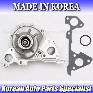 KP Water Pump For 01-06 Hyundai Santa Fe XG350 Amanti Sedona 3.5L 25100-39012