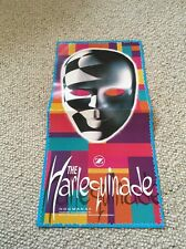 Z Rezerection The Harlequinade Rave Flyer Flyers 31 December 1992 Mint Condition