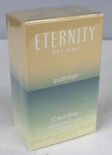"Calvin Klein CK ""Eternity Summer"" Men Eau de Toilette EDT 100ml"