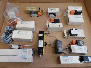 19x SIEMENS 3ES3 200-1V, 3SE3 230-1C, 3SE3 210-1G, 3SE3 Positionsschalter