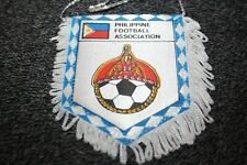 petit Fanion )) PHILIPPINE FOOTBALL ASSOCIATION **