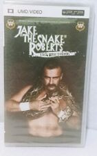 WWE - Jake The Snake Roberts - Pick Your Poison for Sony PSP UMD Video