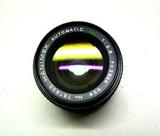 Hanimex Automatic MC 28 mm 1:2,8   M42