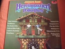 James Last Hereinspaziert zur Polka-Party (1979) [LP]