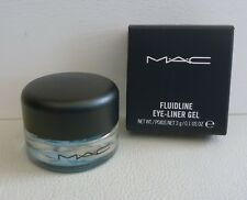 MAC Fluidline Eye Liner Gel, #Blue Peep, 3g, Brand New in Box!!