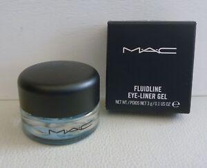 MAC Fluidline Eye Liner Gel, #Blue Peep, 3g, Brand New in Box!!