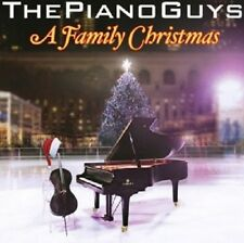 The piano Guys-A Family Christmas CD 12 tracks canti natalizi NUOVO