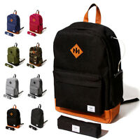 Men's Travel Backpack Laptop Notebook Shoulder College Bookbag School Bag