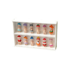 [NEW] Mify Angel Display Case  with Transparent Sliding Door DIY_White