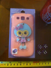 Claire's Claires Accessories Official Cute Girl Samsung Galaxy S3 Cover £12 RRP