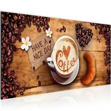 Wandbilder Schlafzimmer XXL -  Kaffee Küche Moderne Bilder Wohnzimmer Dekoration
