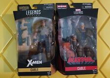 Marvel Legends Cable Lot