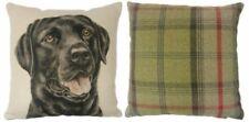 Coussins et galettes de sièges coton Lichfield pour la décoration du salon