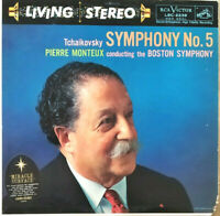 RCA LIVING STEREO LSC-2239 SHADED DOG TCHAIKOVSKY 5TH *PIERRE MONTEUX*  EX-/NM