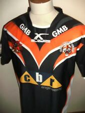 CASTLEFORD TIGERS RUGBY LEAGUE SHIRT SIZE SMALL