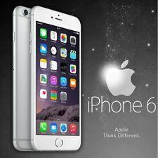 "SMARTPHONE APPLE IPHONE 6 64GB SILVER GRIGIO 4,7"" 6G IOS TOUCH ID 8MPX-"