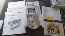 HP DesignJet 3500CP  3000CP  User Manual Set Original(HP004)