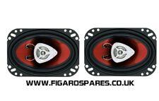 Nissan Figaro Puerta Altavoces De Actualización 2-WAY 200 vatios