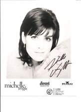 Guaranteed 8x10 Autographed by Canadian country singer Michelle Wright