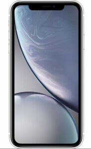 Apple iPhone XR 64GB Fully Unlocked All Services - White