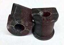 TWO OEM TOYOTA CAMRY REAR STABILIZER SWAY BAR BUSHINGS 2007 - 2011   48818-12170